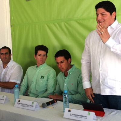 Rompeolas:Elías Farah suena para distrito de Cozumel para la alianza Morena-PVEM