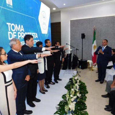 CAMBIO DE ESTAFETA: Colegio de Arquitectos de Cancún busca contribuir para hacer del destino un 'paraíso arquitectónico'