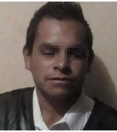 Detienen al presunto feminicida de la niña Camila