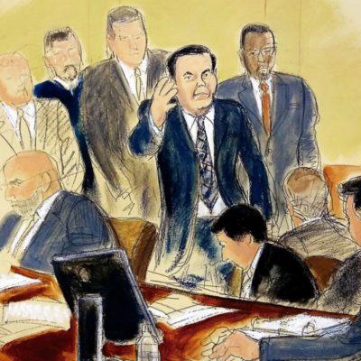 LO VIO ASESINAR A TRES RIVALES: Exmilitar atestigua torturas y ejecuciones realizadas por 'El Chapo'
