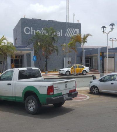 Reduce MayAir a la mitad frecuencias de vuelos Chetumal-Cancún