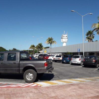 Aeropuerto de Cozumel, con abasto normal de turbosina