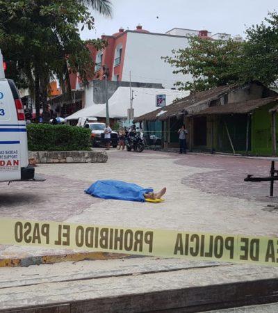 Fallece turista ahogado en Playa del Carmen