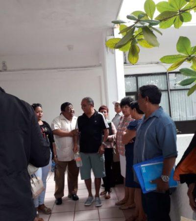 Líderes de vendedores ambulantes de Cancún reprochan a Mara Lezama incremento en tarifas y multas