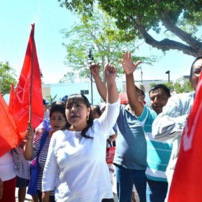 Posee Antorcha Campesina 2 tiendas de abarrotes y 2 tortillerías en Yucatán; en otros estados suma 40 gasolinerías, 2 hoteles y centros recreativos