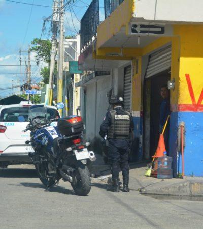 Asaltan a diligenciero en Playa; le roban $96 mil en efectivo