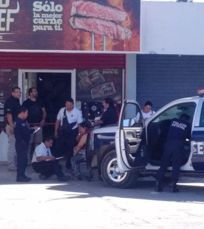 Dos asaltos a comercios en Chetumal en apenas 90 minutos