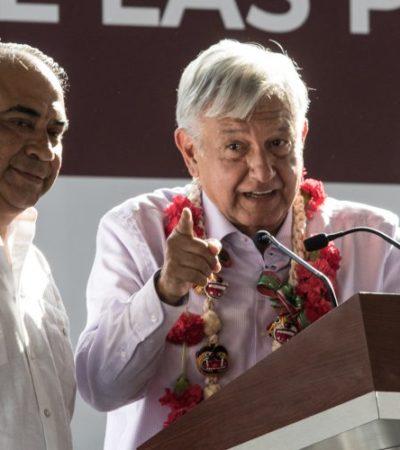 DESCARGA FRUSTRACIÓN EN REDES: Culpa gobernador de Guerrero a AMLO por abucheo de pobladores