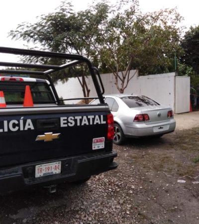 Reportan disparos en casa de Cancún