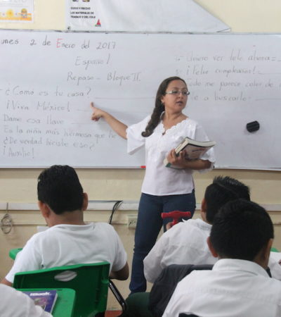 Revelan rezago en educación básica en Yucatán