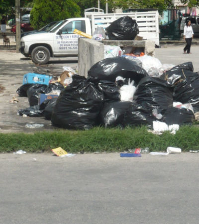 Italiano gana criptomonedas por recoger basura en Cancún