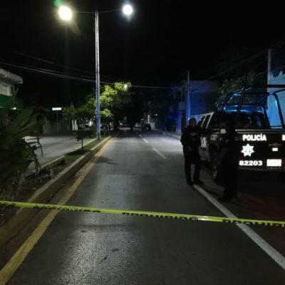 INTENTO DE EJECUCIÓN EN PLAYA: Dispara sujeto a mesero en bar 'Éxtasis' de la colonia Aviación