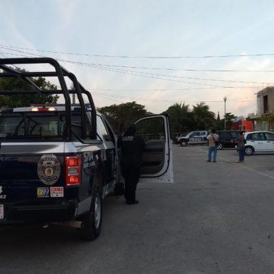 PRESUNTO INTENTO DE EJECUCIÓN: Suenan balazos en la Región 253; hay un detenido