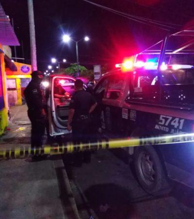 Muere encargado de una cremería tras ser baleado durante un aparente asalto en la Región 100 de Cancún