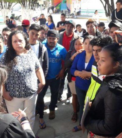Jóvenes niegan corrupción por pago para programa de AMLO, pero aceptan que sí pidieron 200 pesos por afiliación