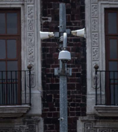 Sin funcionar 200 mil alarmas vecinales de las 500 mil que se compraron a Seguritech en la CDMX