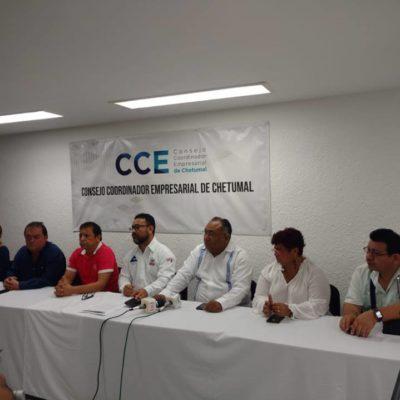 Confían integrantes del CCE en Chetumal que la Sectur se instale de manera permanente como lo prometió AMLO