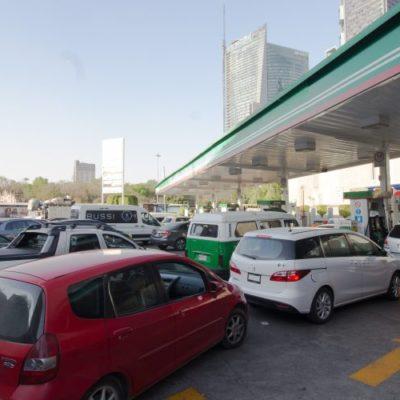 Sugieren cargar gasolina de forma escalonada en CDMX; darán multas y cárcel a revendedores