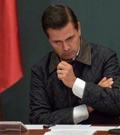 Financió 'El Chapo' campaña de EPN, quien ya siendo presidente exigió 250 mdd aunque sólo recibió 100