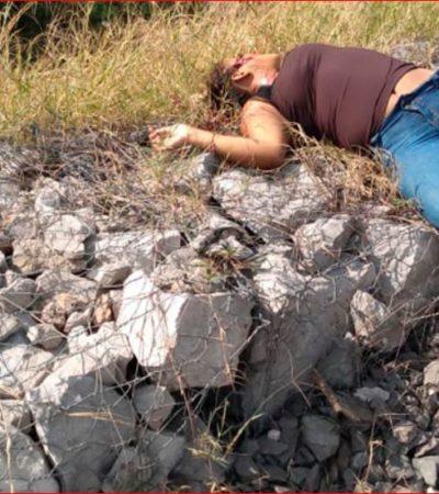Hallan ejecutada a joven mujer en Córdoba, Veracruz