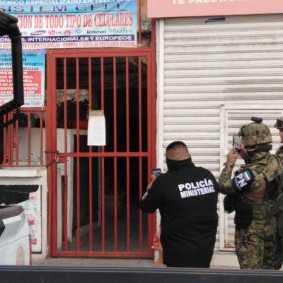 FALLIDO CATEO EN HOTEL DE 'EL CRUCERO': Iban por jefes de 'La Barredora' en Cancún, pero no hallaron a nadie 'importante'