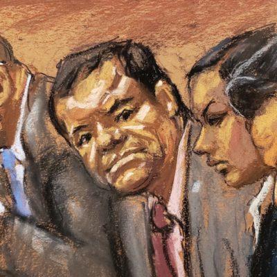 'Salpica' testigo a Peña Nieto, un General, JJ Rendón y Felipe Calderón en juicio contra El Chapo