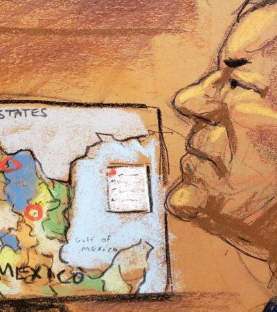 VIDEO | Enseñó 'El Chapo' a sus subalternos a 'actuar como lobos'; era el líder indiscutible