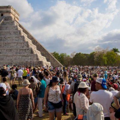 Advierte sector turístico impacto negativo por cobro mayor a extranjeros que visiten Chichén Itzá