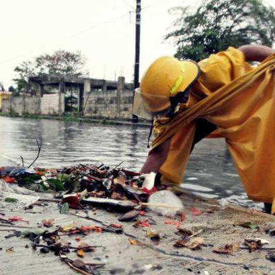Implementan acciones concretas en materia de protección civil en Cozumel