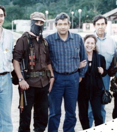 Están Zapatistas 'en todo su derecho de disentir' sobre Tren Maya, dice AMLO y les ofrece diálogo