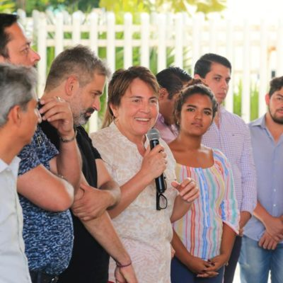 Se reúne Alcaldesa con especialistas en salud emocional para acercar atención a colonias y fraccionamientos de Playa del Carmen