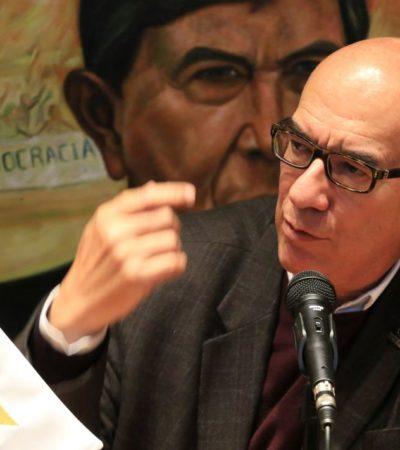 Acusa oposición docilidad de gobernadores por apoyar propuesta de Guardia Nacional