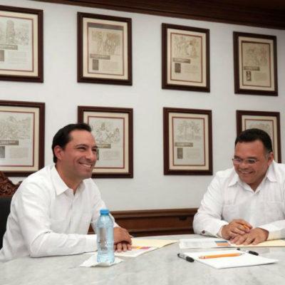 Señala Gobierno de Yucatán faltantes por 533 mdp; denunciará a exfuncionarios de Zapata Bello