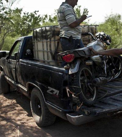 Suman 435 personas detenidas por 'huachicol' y se han iniciado mil 831 carpetas de investigación
