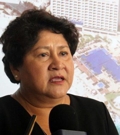 Tras recorte presupuestal, abre la Sefiplan disponibilidad de recursos para que las secretarías de QR comiencen a trabajar, anuncia Yohanet Torres