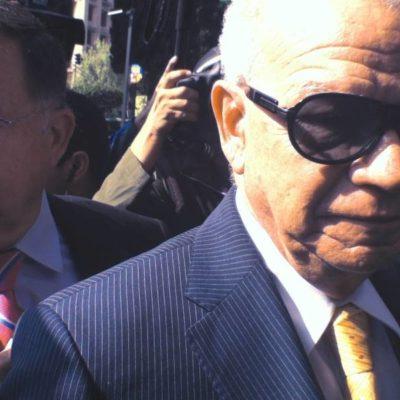 Sale de prisión el exgobernador de Tabasco, Andrés Granier; continuará en arresto domiciliario