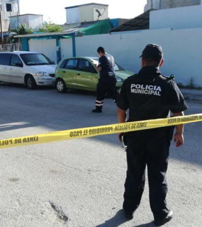 PRIMERA EJECUCIÓN EN SOLIDARIDAD: Matan a chofer del dirigente taxista de Playa del Carmen