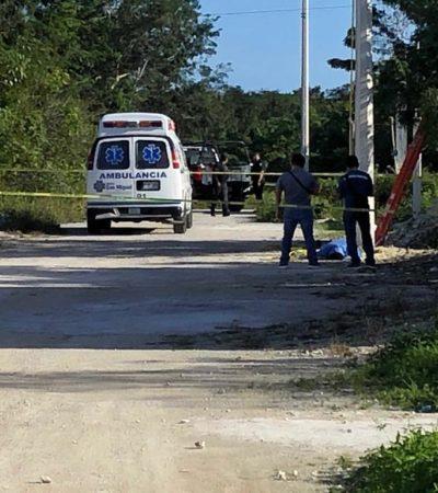 Muere hombre electrocutado en Cozumel