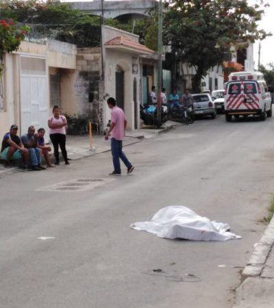 Fallece albañil electrocutado en Cancún