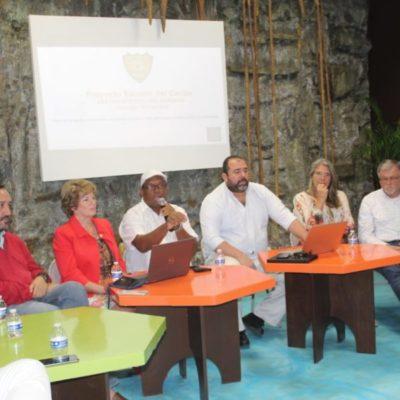 Con 'Escudo del Caribe', expertos planean evitar el arribo de sargazo