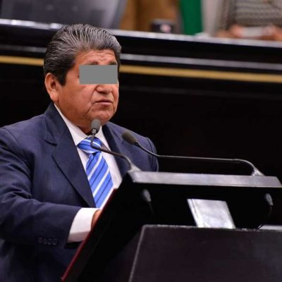 Detienen a exdiputado local del PRI-PVEM por secuestro de militante de Morena en Veracruz