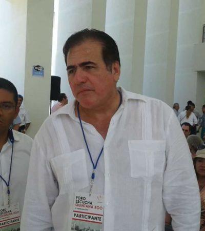 Asegura Ricardo Velazco que Morena está preparado para ir solo en las elecciones de QR