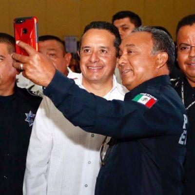 VE GOBERNADOR 'TEMA POLÍTICO' EN RECORDATORIO: Asegura Carlos Joaquín que acusaciones de Blue Parrot, dos años después de ataque, sólo buscan dañar su imagen y la de QR