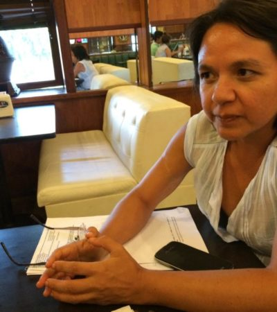 Diputados se burlan de los ciudadanos al regresar 16 mdp cuando gastan un millón diario, dice activista de 'Somos Tus Ojos'