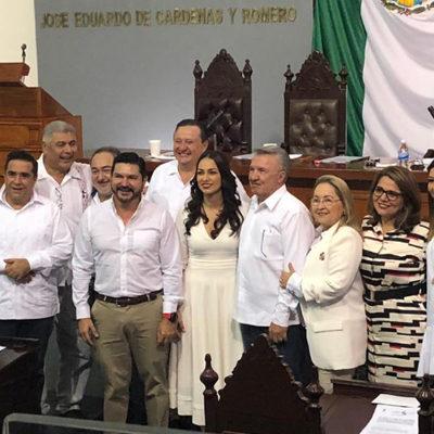 Elige Congreso de Tabasco a Jaime Lastra como nuevo Fiscal General del Estado