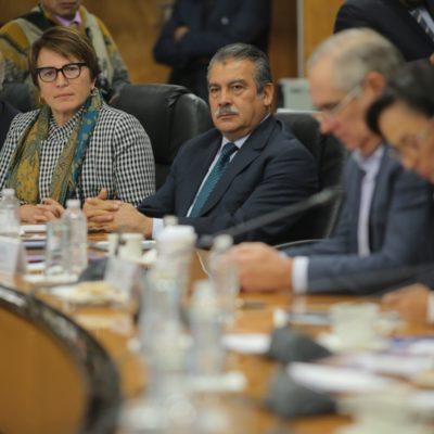 Ofrece Laura Beristaín total respaldo a la estrategia de seguridad de AMLO