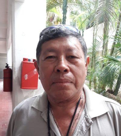 Continúan las diferencias políticas entre la CROC y CTM que evitan alianzas en Cozumel, asegura Gracián Kahuil