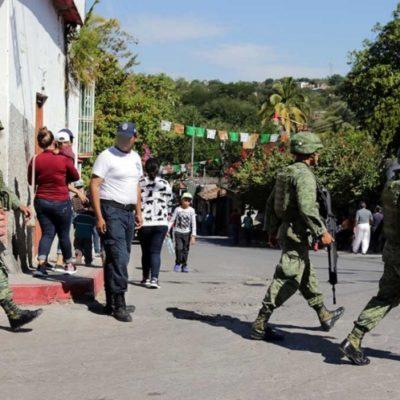 Muestra AMLO insatisfacción por modificaciones al proyecto de Guardia Nacional aprobado ayer