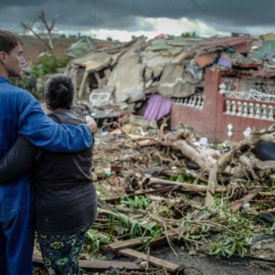 FOTOS | Sucumbe una frágil ciudad de La Habana ante la fuerza de un sorpresivo tornado