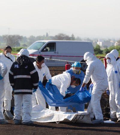 'ROMPE EL ESPINAZO' A GRUPOS DELICTIVOS: Avalan expertos estrategia federal contra 'huachicoleo'